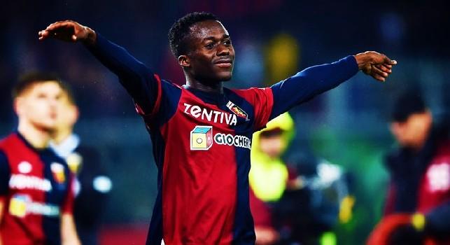 Rai - Kouamè-Napoli, settimana prossima incontro decisivo: smentito l'interesse della Juve