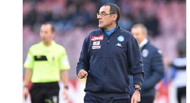 La SSC Napoli fa gli auguri a Sarri per il suo compleanno [FOTO]