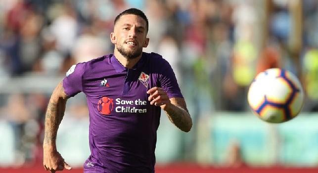 Fiorentina, Biraghi potrebbe non esserci con il Napoli! Repubblica svela: L'Inter è sul terzino viola, Montella pensa a Laxalt