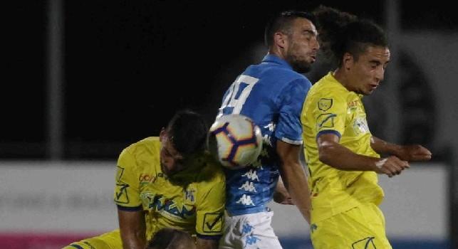 Kiyne-Napoli, affare chiuso: resta a Verona in prestito
