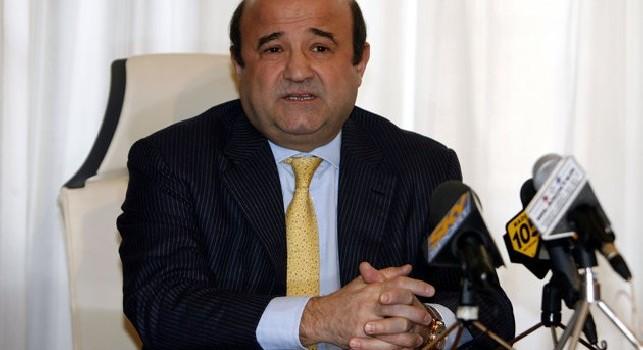 Giorgio Corbelli, ex presidente Napoli