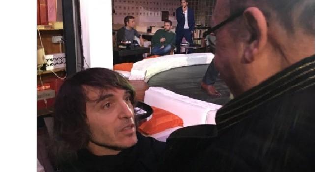 Cruciani a Juventibus, l'opinionista Pompilo rivela: E' un tifoso della Juventus! [FOTO]
