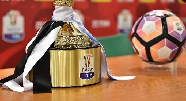 UFFICIALE - Milan-Napoli di Coppa Italia si giocherà a San Siro il 29 gennaio alle 20:45