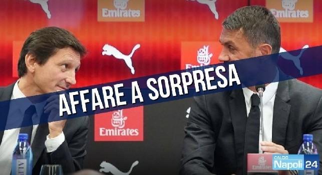 Calciomercato Napoli, Sky annuncia: Il Milan vuole comprare un azzurro!