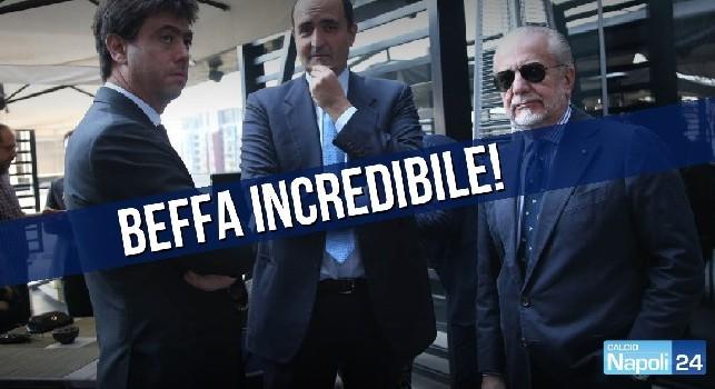 Calciomercato Napoli, sfregio Juve: follie per il predestinato di 18 anni!