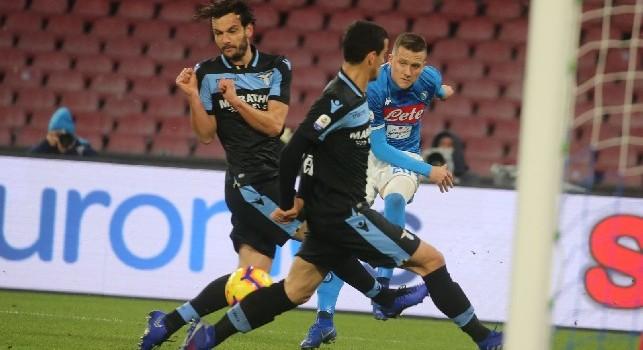 Zielinski alla Rai: Speriamo la Juve perda qualche punto, noi proviamo a vincerle tutte!