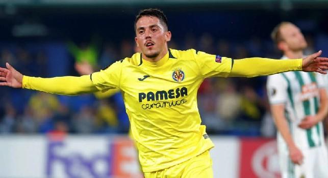 Pablo Fornals, centrocampista del Villarreal