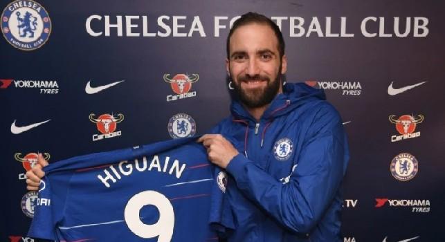 Gonzalo Higuain (Chelsea)