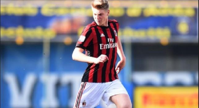 Primavera Milan, Brescianini: Vittoria fondamentale, contento per il gol. Un onore allenarmi in prima squadra