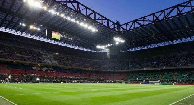 Milan-Napoli, finisce 0-0 il primo tempo: equilibrio anche nelle statistiche [GRAFICO]