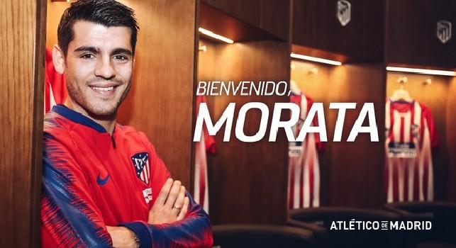 Atletico Madrid, Morata: Un gol alla Juventus stasera? Certo che esulterei, vincere la Champions qui avrebbe un sapore diverso