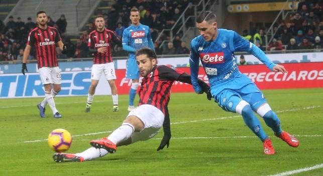 Rodriguez, l'agente: Più di 2mila tifosi del Napoli a Zurigo, il loro allenatore trasmette emozioni