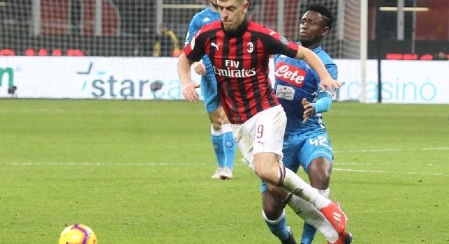 Sky - Il Tottenham non molla Piatek ma c'è distanza con il Milan: chiesto il prestito di 18 mesi, i rossoneri lo cedono solo a titolo definitivo
