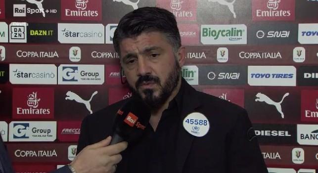 Beffa Samp, Gattuso dice no per la panchina: ci sono ancora due nomi