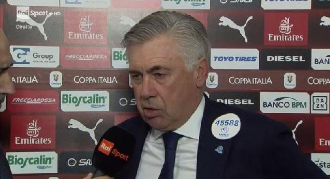 Ancelotti: Niente crisi, ma problema gol esiste: poca brillantezza, ma non dite che giochiamo 4-4-2. Nessuna sorpresa dal mercato, tentennamento Allan reale. Due obiettivi stagionali [VIDEO]