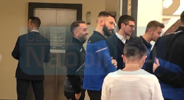 ESCLUSIVA - Sampdoria in ritiro a Napoli: dal karaoke con pizze per i giocatori alle visite speciali per Quagliarella e Giampaolo