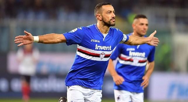 Chievo-Sampdoria, le formazioni ufficiali: Quagliarella e Gabbiadini sfidano Stepinski e Pellissier