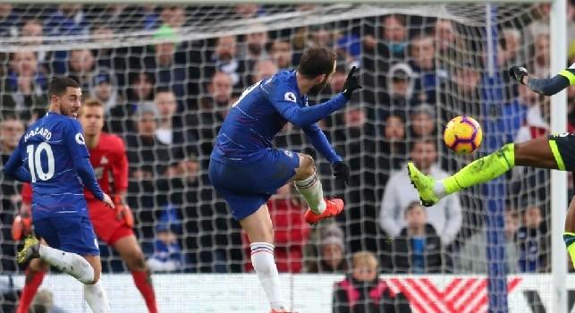 Chelsea, Higuain: Dopo la stagione da record al Napoli è stato difficile convivere con il paragone. Sarri, non ho esitato un attimo [VIDEO]