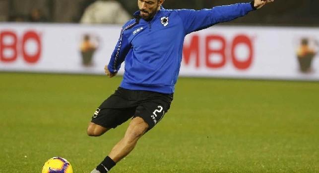 D'Eramo (agente): Portai Quagliarella a 14 anni al Torino, non al Napoli per una precisa volontà