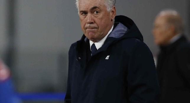 Gazzetta difende Ancelotti: Cosa puoi dire ad un allenatore che fa giocare bene la propria squadra e prova nel finale col 4-2-3-1? Gli serve uno psicanalista nello staff per le punte