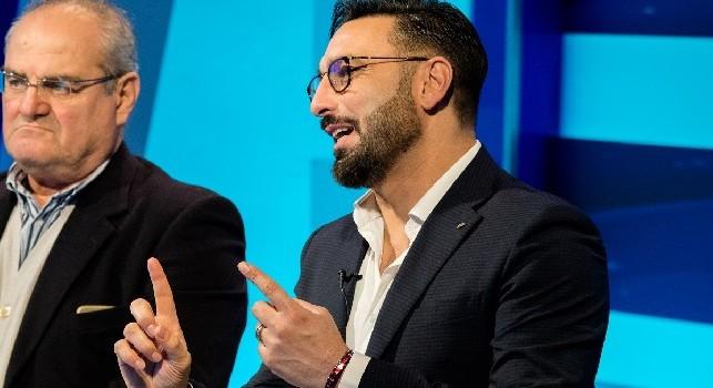 Iezzo: C'è una differenza sostanziale tra l'Inter di Conte e il Napoli di Ancelotti