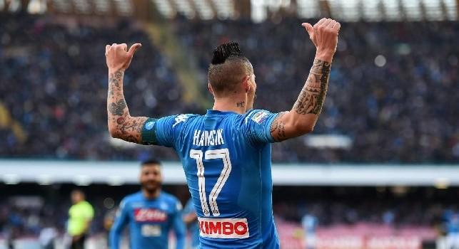 SSC Napoli, la radio ufficiale: Hamsik-Dalian, prossime ore decisive. Il Napoli attende i documenti dal club cinese