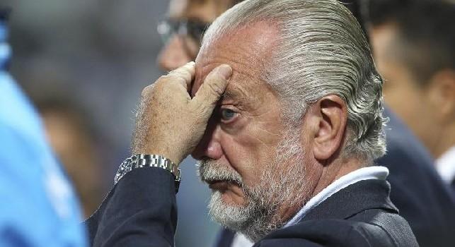 ADL, presidente del Napoli