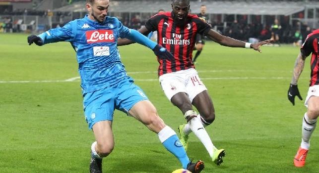 Accostato anche al Napoli, Bakayoko può tornare al Milan: accordo raggiunto con i rossoneri, il Chelsea apre alla cessione