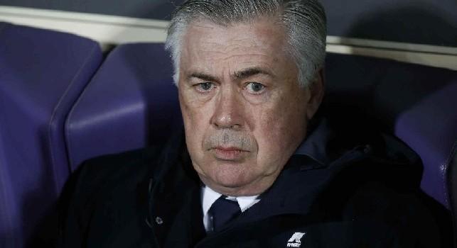 CdM su Ancelotti: Nessun allenatore a Napoli ha detto chiaramente di voler vincere la Coppa. Stasera sarà l'occasione per scuotere l'attacco e ipotecare già gli ottavi