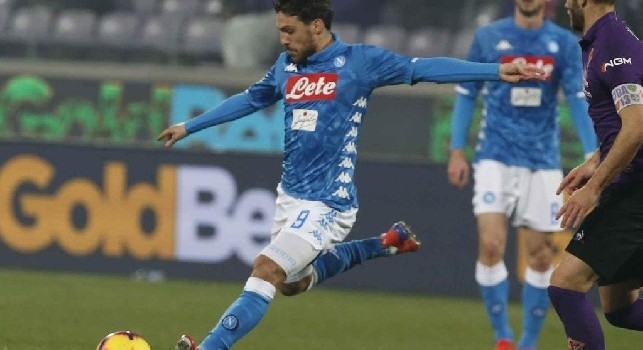 Simone Verdi, attaccante del Napoli