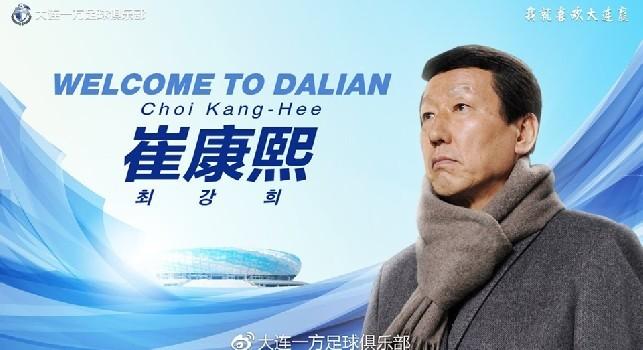 UFFICIALE - Dalian, esonerato Schuster! Arriva il sudcoreano Choi Kang-hee [FOTO]