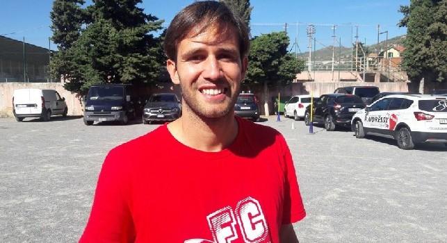 Sion, Acquafresca a CN24: ADL mi voleva al Napoli, ero già del Genoa: è il mio rimpianto più grande. Voglio tornare in Italia
