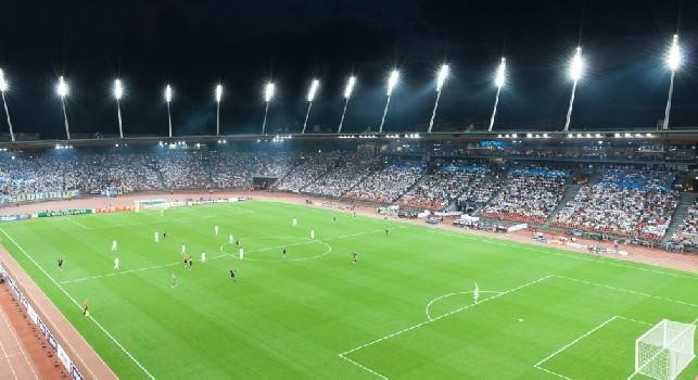 Europa League, invasione azzurra a Zurigo: circa 2500 tifosi del Napoli, arriveranno dalla Germania e da tutta la Svizzera