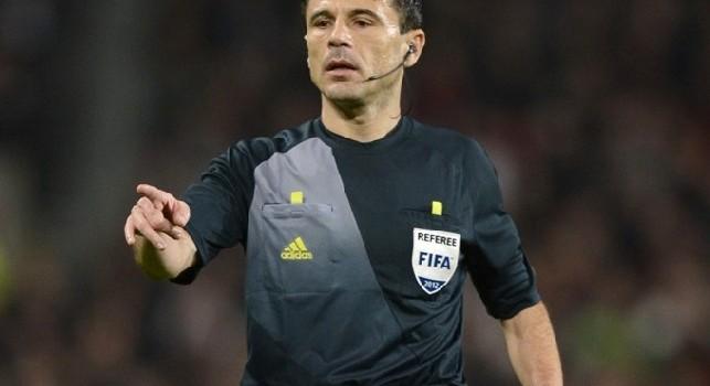 Arbitro, Milorad Mazic