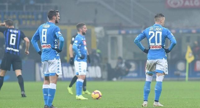 Marolda a CN24: Hamsik? Napoli vittima della bontà dei piedi di Zielinski e Fabián. Azzurri in involuzione dal match di Liverpool