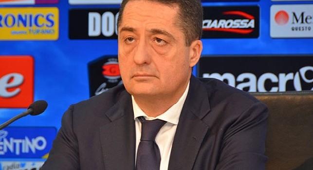 Ssc Napoli, Lombardo: A breve l'ufficialità della cessione di Hamsik, Insigne sarà il nuovo capitano