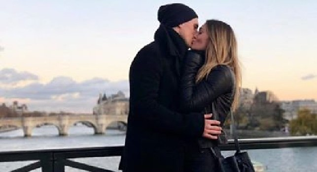 San Valentino, la fidanzata di Milik posta un messaggio per Arek: Ti amo [FOTO]