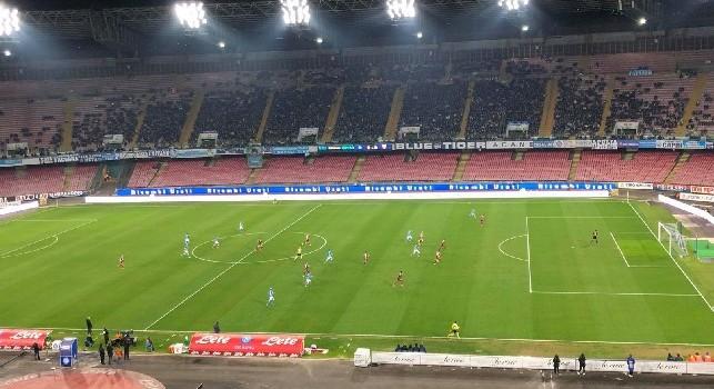 DIRETTA - Napoli-Torino 0-0: ammoniti Koulibaly ed Allan, clamoroso contropiede sprecato dagli azzurri! Entra Baselli