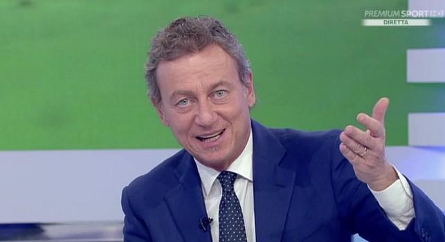 Mediaset, Sabatini: Se il Napoli uscisse dall'Europa League non si dovrebbe parlare di fallimento