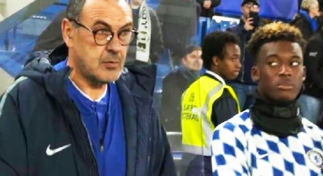 Sportmediaset - Sarri vicino all'addio al Chelsea: la Roma vuole giocarsi la carta Baldini