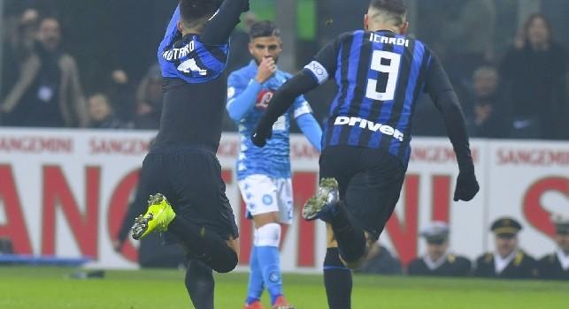 Ramazzotti: Icardi credo che lascerà l'Inter! Il Napoli può prenderlo, ma non sarà un'operazione low cost