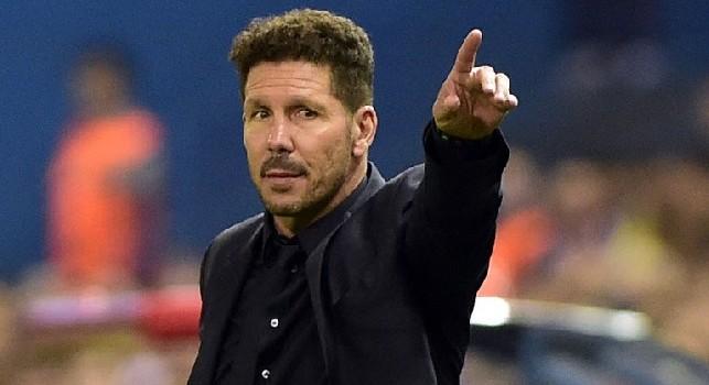 Atletico, Simeone: James Rodriguez arriva? I calciatori vanno e vengono, fino alla fine del mercato non sai mai cosa potrà accadere...