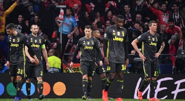 Atletico Madrid, l'ad: La Juve è come il Real, tutte le azioni dubbie sono a favore loro