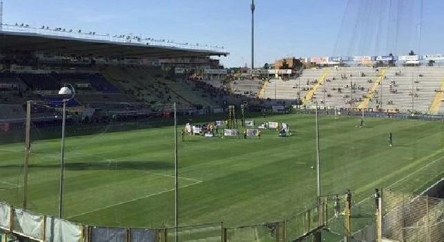 UFFICIALE - L\'Emilia Romagna apre gli stadi! Parma-Napoli con 1000 tifosi al Tardini