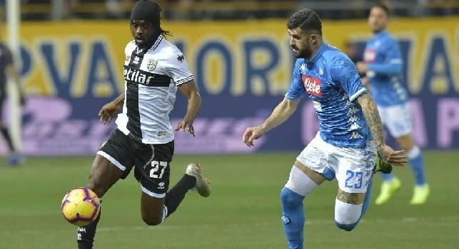 Parma, i convocati di Liverani per la partita contro il Napoli: out Gervinho!