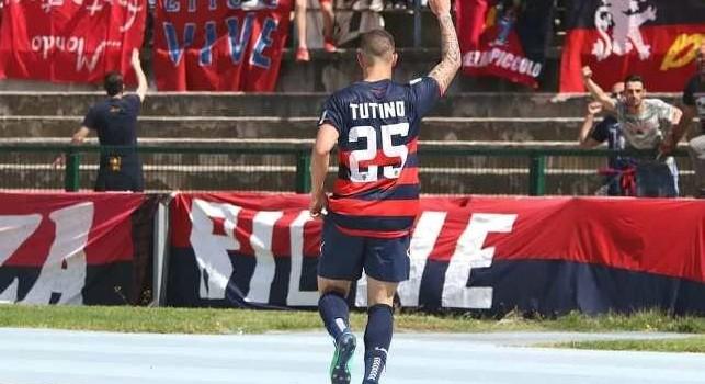 Pescara-Cosenza 1-1, Tutino porta in vantaggio i calabresi: ancora a segno il talento azzurro! [VIDEO]