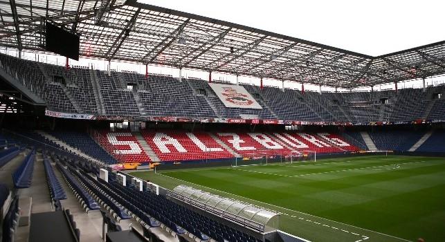 Salisburgo, stadio già sold out per le gare di Champions: 30mila abbonamenti venduti prima del sorteggio