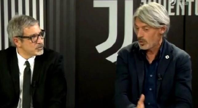 Torricelli: Per il Napoli la partita con la Juve arriva nel momento giusto, servirà una super prestazione per i bianconeri per vincere