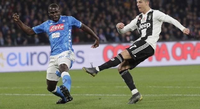 Cristiano Ronaldo, attaccante della Juventus