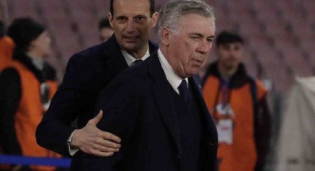 Genta: La Juve è costruita per la Champions, il Napoli può arrivare in fondo all'Europa League